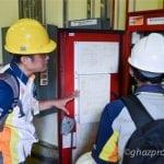 Mengoperasikan Merawat Fire Hydrant