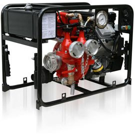Johstadt Fire Fighting Pump Portable ZL 800