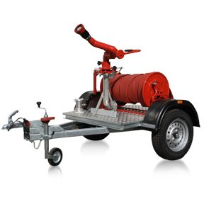 Johstadt Fire Pump Specials Model