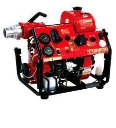 Fire Fighting Pump Portable Tohatsu V20ES