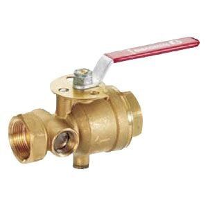 17 Test And Drain Valve
