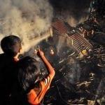 penyebab kebakaran Pasar Senen