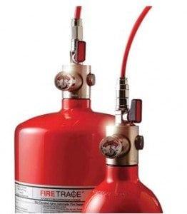 Alat Pemadam Otomatis Firetrace