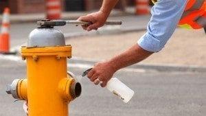 maintenance hydrant