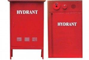 Fire hydrant box tipe B dan C