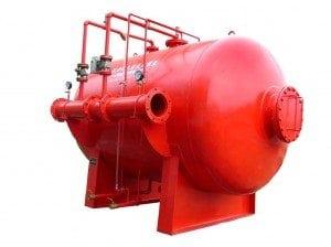 Foam_bladder Proteksi kebakaran untuk tandon minyak