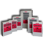 Hong Chang Fire Alarm Control Panel 5-100 ZONE