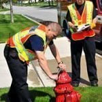 Instalasi Fire Hydrant
