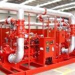 sistem proteksi pemadam kebakaran