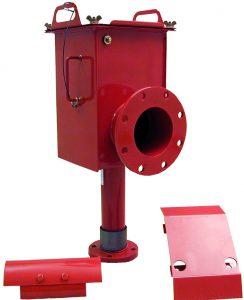 foam chamber untuk hydrant