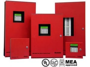Fire Alarm Secutron Conventional System