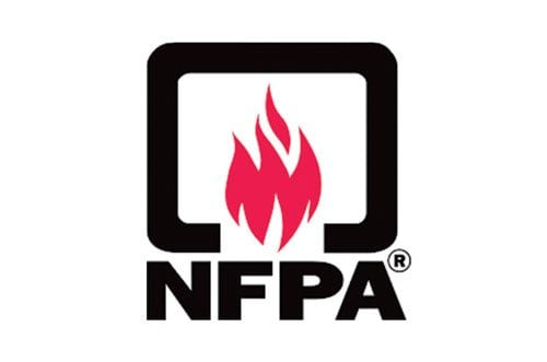 Member of NFPA (National Fire Protection Association)
