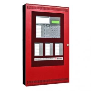 Fire Alarm 10 Loop Secutron Addressable
