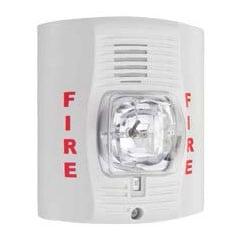 Horn Strobe Fire Alarm System Sensor spesifikasi datasheet